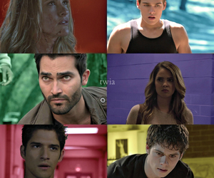 werewolf, teen wolf, and orphans image