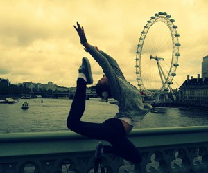 dance and london image