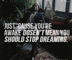 Dream, dreaming, and donald glover image