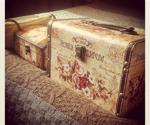 box, style, and vintage image