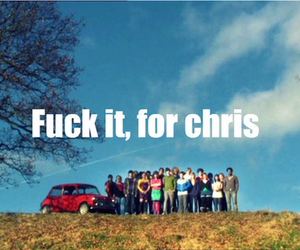 chris miles, crying, and feels image