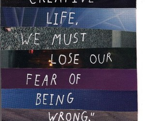 blue, words, and creative image