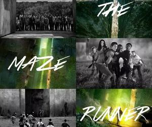 the maze runner, Minho, and movies image