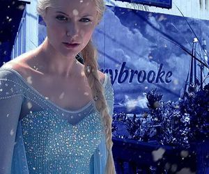 once upon a time, series, and elsa image