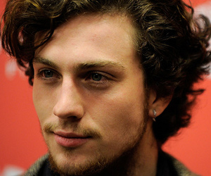aaron johnson and Hot image