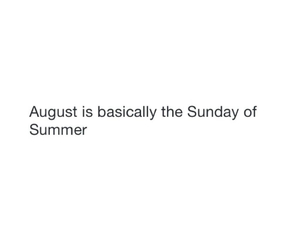 summer, August, and Sunday image