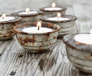 candle and photography image