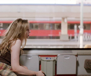 before sunrise, blonde, and film image