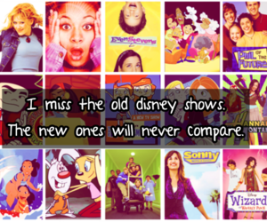 disney, disney channel, and old disney image
