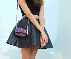 skirt, fashion, and girl image