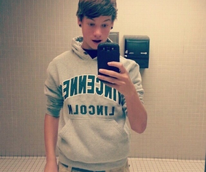 Hot, taylor caniff, and magcon image