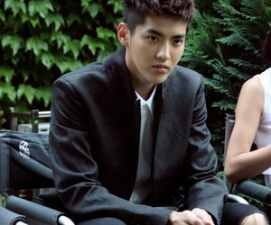 exo, kris, and wu yifan image