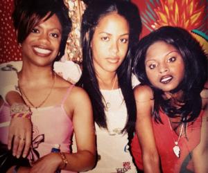 aaliyah and foxy brown image