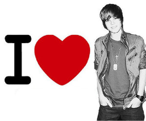 boy, i love, and justin image