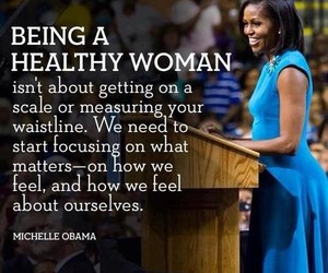 michelle obama quotes and confident quotes image