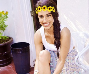 90210, fashion, and flowers image