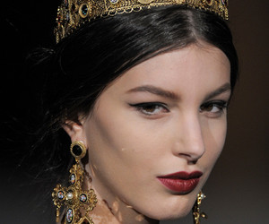 crown, Dolce & Gabbana, and dolce and gabbana image