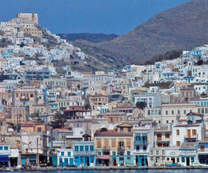 Greece, places, and syros image