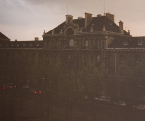 early, paris, and my image