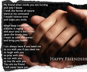 friendship day, happy friendship day, and friendship day images image