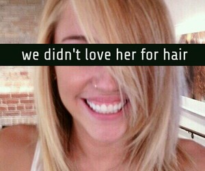 hair, miley cyrus, and old miley image