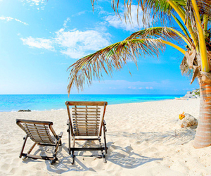 amazing, beach, and girl image