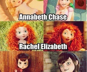 annabeth chase and thalia grace image