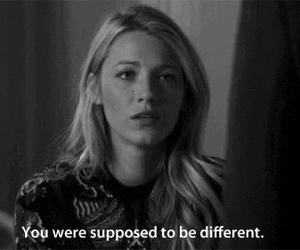 blair, blake lively, and gossip girl image