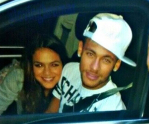 Bruna, neymar, and neymar jr image