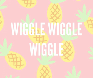 wiggle and wallpaper image