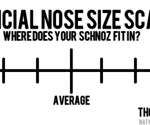nose, funny, and harry potter image