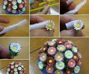 criatividade and flowers image