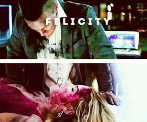 arrow, green arrow, and olicity image