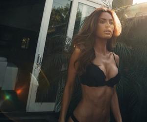 black, tan, and body image