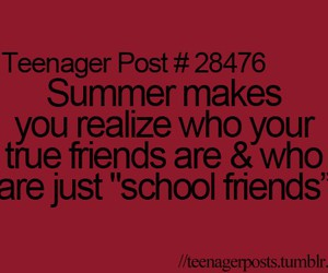 summer, teenager post, and friends image