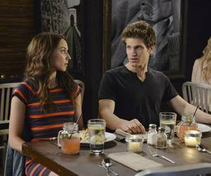 troian bellisario, spencer hastings, and pretty little liars image
