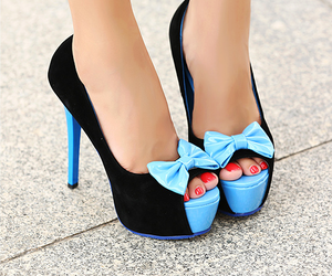 heels, shoes, and cuuuuuuute! image