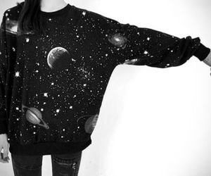 awesome, black clothes, and fashion image