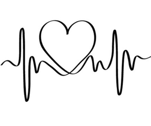 heartbeat and overlays image