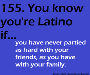 latino, party, and text image