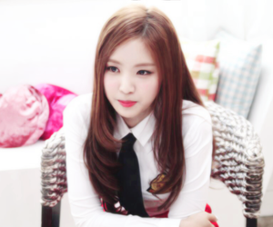 kpop, apink, and naeun image
