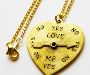 compass, gold, and heart image