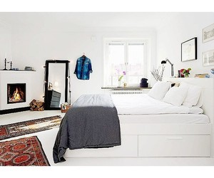 bedroom, classic, and decoration image
