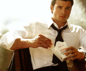 tom welling, sexy, and smallville image