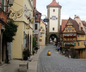 car, classic, and germany image