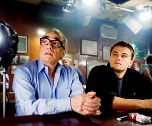 cool, leonardo dicaprio, and martin scorsese image