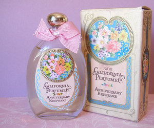 pink, perfume, and cute image