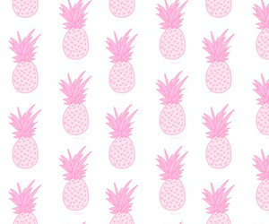 background, pineapple, and iphonewallpaper image