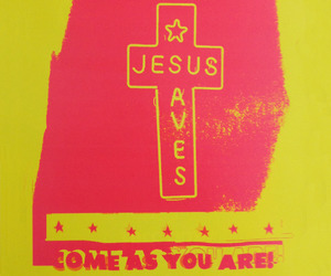 Christ, come, and as you are image