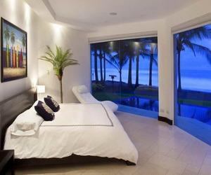 beach, bedroom, and big image